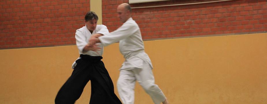 Aikido is bewegen